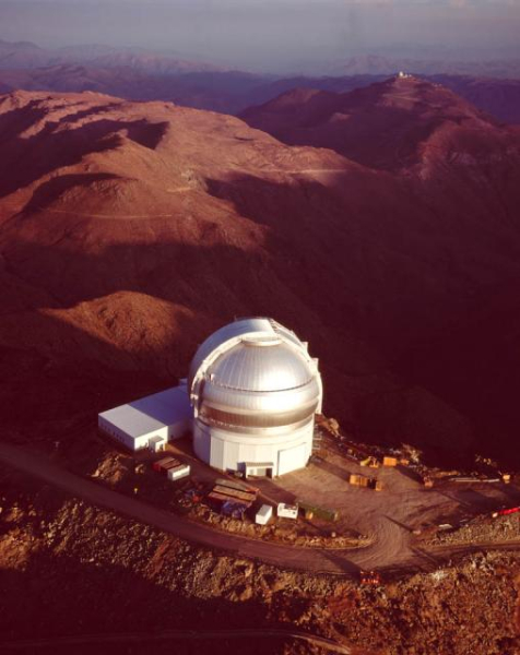 Gemini South Telescope - Cerro Pachon