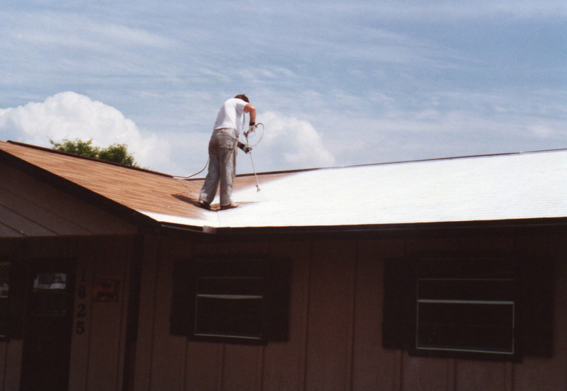 LO/MIT Radiant Barrier Shingle Roof 1