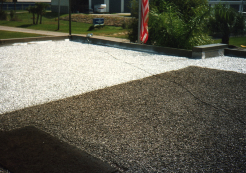 LO/MIT Reflective Ballasted Roof 2