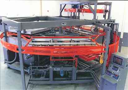 MAAC Thermoforming Machine