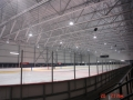 Ice Hockey Rink Radiant Barrier