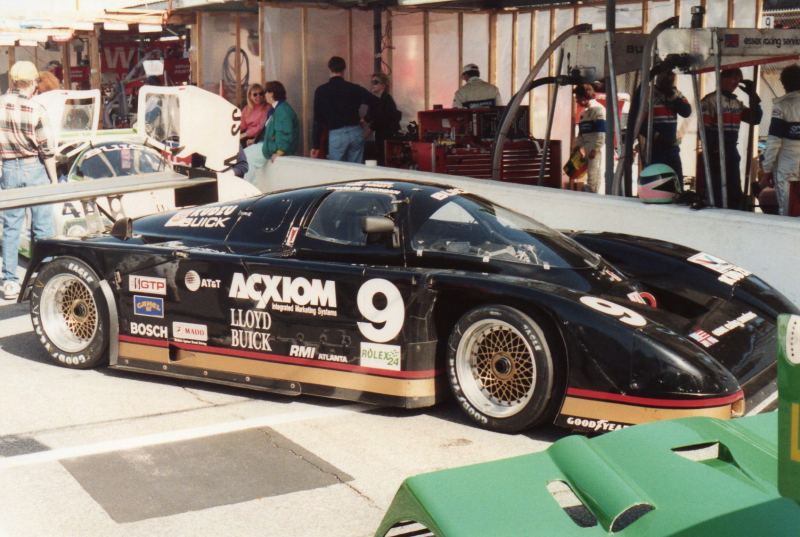 Buick Race Car