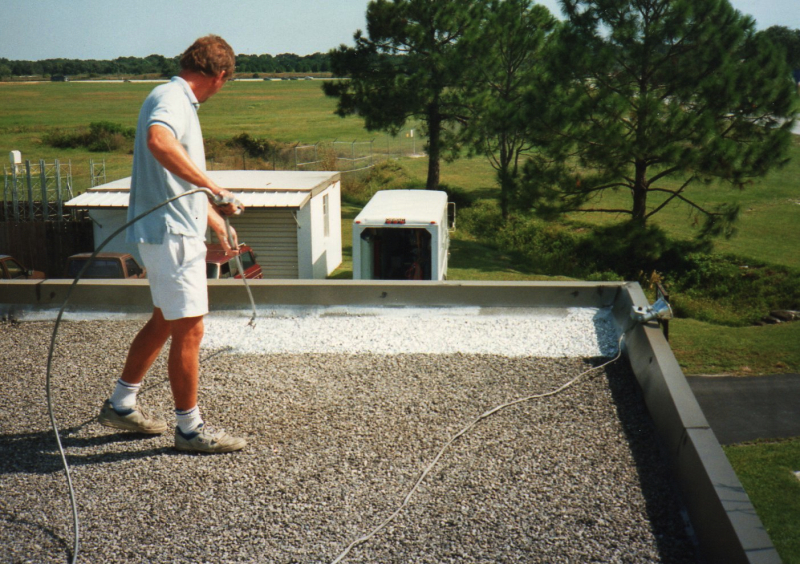 Reflective Roof Coating Featured Projects And Images