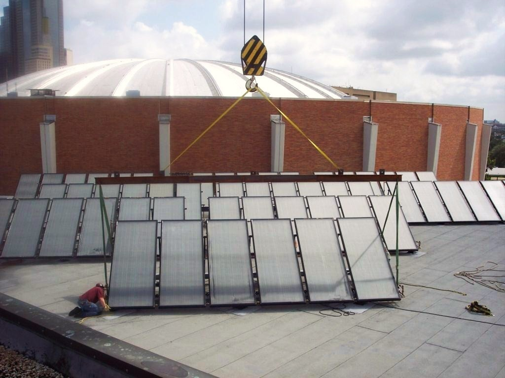 SunEarth Solar Installation