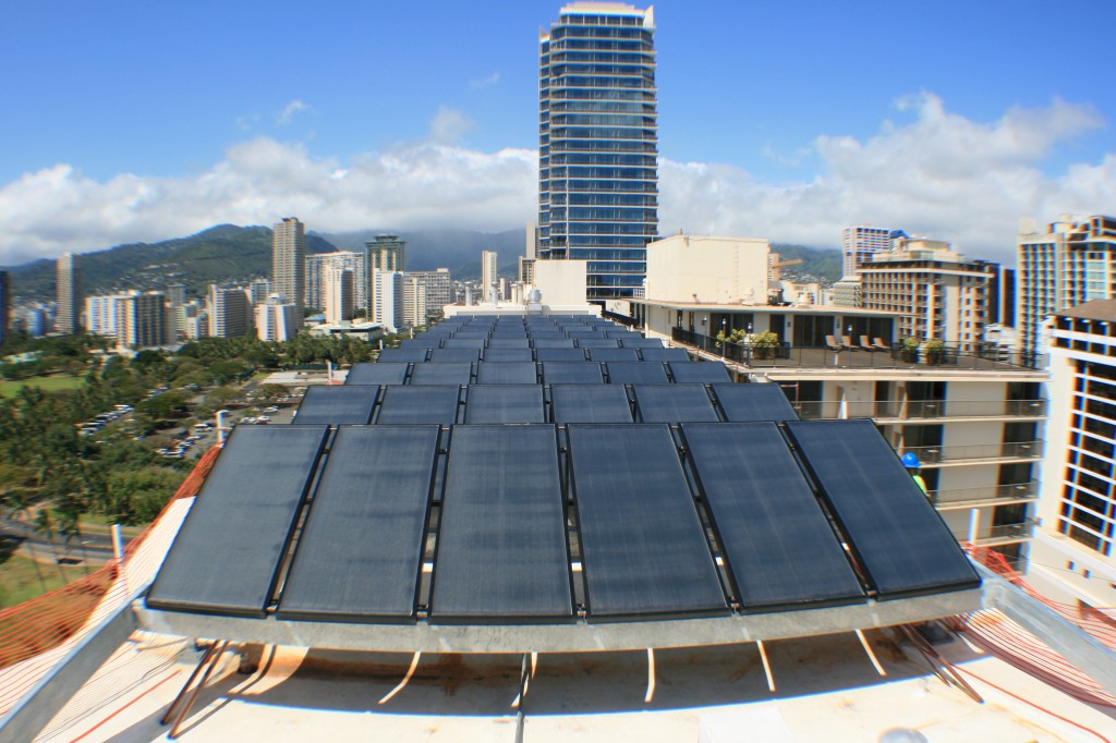 SunEarth solar Installation Waikiki Shores