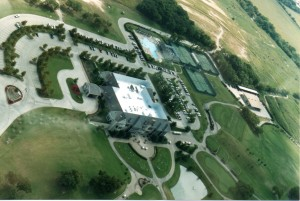 LO/MIT-I Reflective roof coating. Stone Briar Country Club, Frisco TX